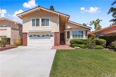 Irvine Single Family Home For Sale: 14941 Athel Avenue