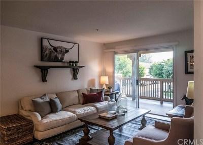 Orange Condo/Townhouse For Sale: 227 S Cross Creek Road #D