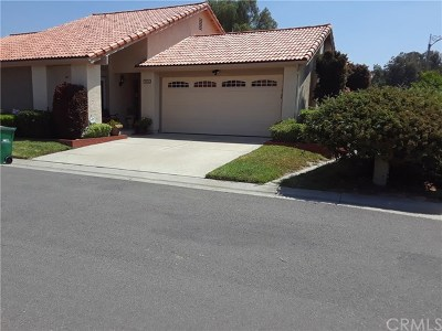 Mission Viejo Single Family Home For Sale: 28345 Yanez