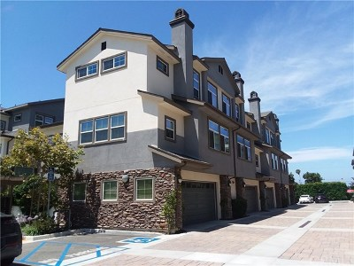 Costa Mesa Condo/Townhouse For Sale: 618 Seabright Circle