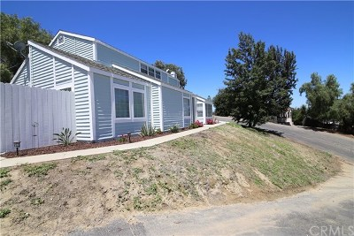 Corona Single Family Home For Sale: 7861 Marilyn Drive