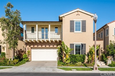 Orange County Single Family Home For Sale: 124 Iron Horse