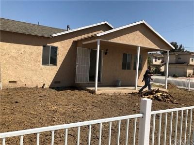 Cypress Single Family Home For Sale: 9100 Walker Street