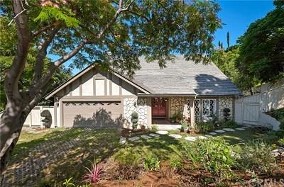 North Tustin Single Family Home For Sale: 12939 Villa Rose Drive