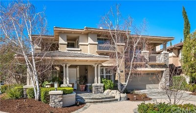 Rancho Santa Margarita Single Family Home For Sale: 37 Mountain Laurel