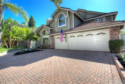 Laguna Hills Single Family Home For Sale: 26821 Chelsea Lane