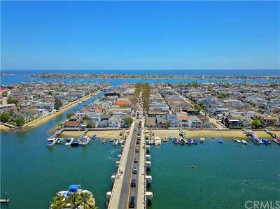 Newport Beach Commercial For Sale: 304 Marine Avenue