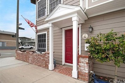 Newport Beach Rental For Rent: 218 E. Balboa Blvd # 1/2