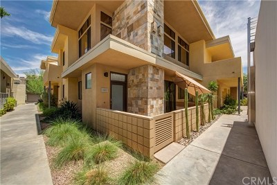 Palm Springs Condo/Townhouse For Sale: 840 E Palm Canyon Drive #101