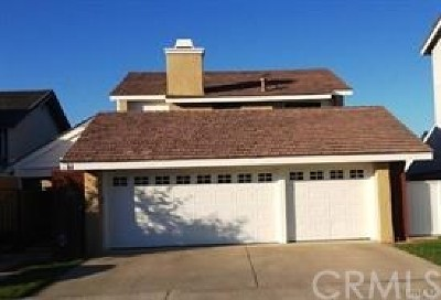 Irvine Single Family Home For Sale: 11 Heron
