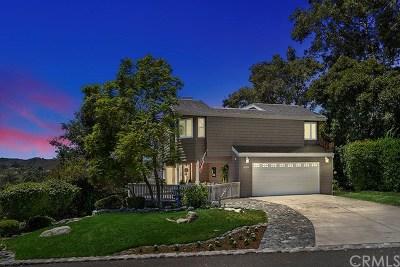 Coto de Caza Single Family Home For Sale: 23435 Via Alondra