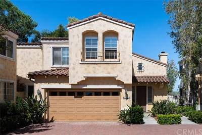 Aliso Viejo Condo/Townhouse For Sale: 3 Vista Del Canon