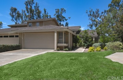 Irvine Single Family Home For Sale: 36 Morning View