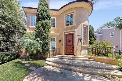 Newport Beach Single Family Home For Sale: 1806 E Balboa Boulevard