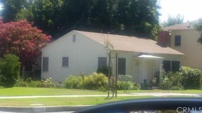 Pasadena Multi Family Home For Sale: 1756 Villa Street