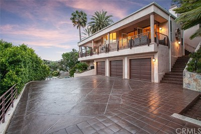 Laguna Beach Single Family Home For Auction: 1400 Mar Vista Way