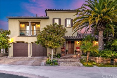 Newport Coast Single Family Home For Sale: 19 Coastal Oak