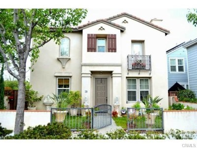 Ladera Ranch Single Family Home For Sale: 29 Sandy Pond Road