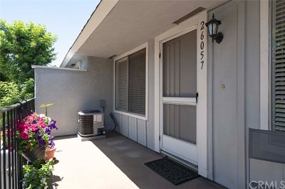 Mission Viejo Condo/Townhouse For Sale: 26057 Via Pera #B4