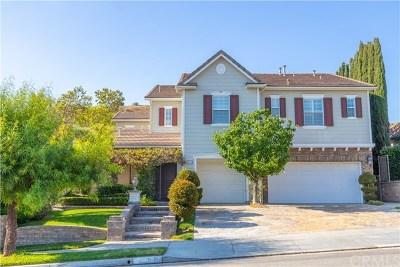 Brea Single Family Home For Sale: 4319 Bob White Road