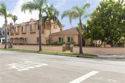 Huntington Beach Single Family Home For Sale: 1221 Pine Street