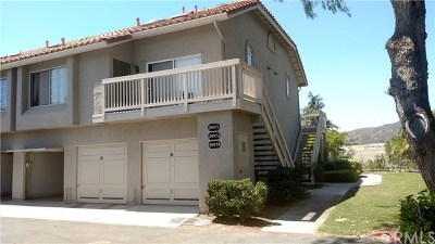 Trabuco Canyon CA Condo/Townhouse For Sale: $435,000