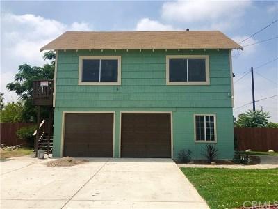 Redlands Multi Family Home For Sale: 421 W Sun Ave