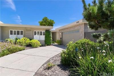 Laguna Niguel Single Family Home For Sale: 29546 Sedgewick Circle