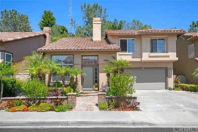 Aliso Viejo Single Family Home Active Under Contract: 16 Surfbird Lane