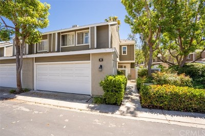 Aliso Viejo Condo/Townhouse For Sale: 4 Marigold #32