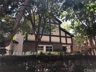 Ladera Ranch Condo/Townhouse For Sale: 80 Three Vines Court