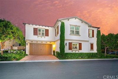 Irvine Single Family Home For Sale: 195 Desert Bloom