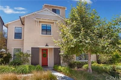 Rancho Mission Viejo Single Family Home For Sale: 73 Vasto Street
