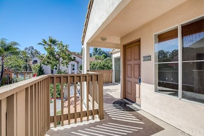 Laguna Niguel Condo/Townhouse For Sale: 25296 Via Lido