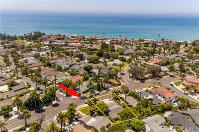 Dana Point Single Family Home For Sale: 26631 Avenida Las Palmas