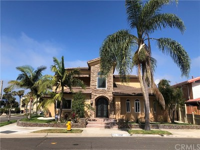 Huntington Beach Single Family Home For Sale: 17187 Roundhill Drive