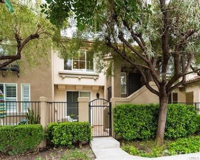 Irvine Condo/Townhouse Active Under Contract: 11 Emory