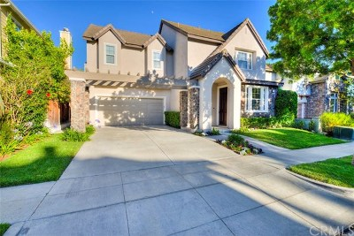 Ladera Ranch Single Family Home For Sale: 4 Solstice Drive