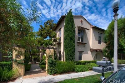 Irvine Condo/Townhouse For Sale: 2 Costa Brava