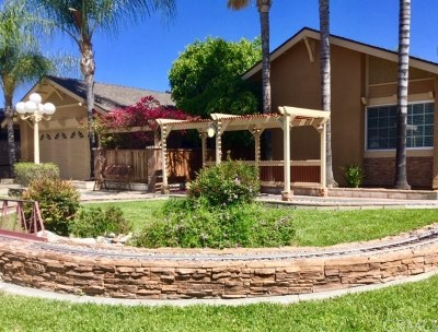 Loma Linda Single Family Home For Sale: 25672 Carrol Court