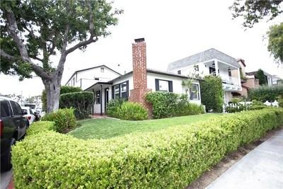 Orange County Rental For Rent: 601 Begonia Avenue