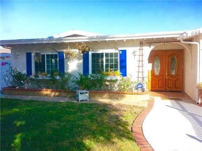 Anaheim Single Family Home For Sale: 644 S Hazelwood Street
