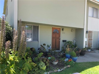 San Diego Condo/Townhouse For Sale: 5757 Erlanger Street