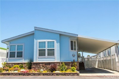 Mobile Home For Sale: 20701 Beach Boulevard