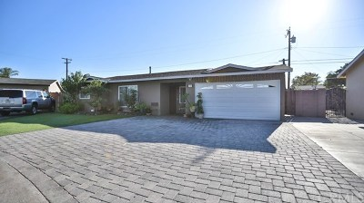 Santa Ana Single Family Home For Sale: 1130 S Shelley Street
