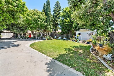 Costa Mesa Single Family Home For Sale: 224 22nd Street