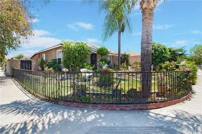 Norwalk Single Family Home For Sale: 15402 Leibacher Avenue