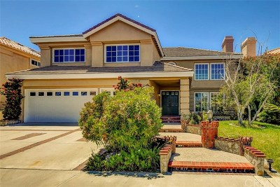 Huntington Beach Single Family Home For Sale: 21181 Hillsdale Lane
