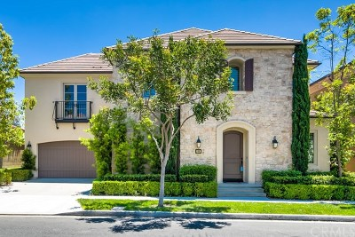 Irvine Single Family Home For Sale: 66 Sycamore Bend