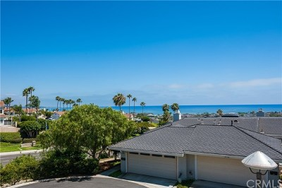 Dana Point CA Condo/Townhouse For Sale: $915,000